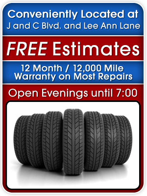 Tire Shop - Naples, FL - Specialist Auto Tech